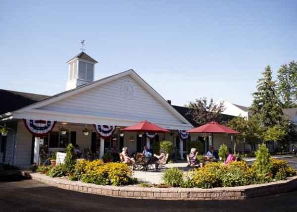 American House Elmwood Senior Living in Rochester Hills, MI