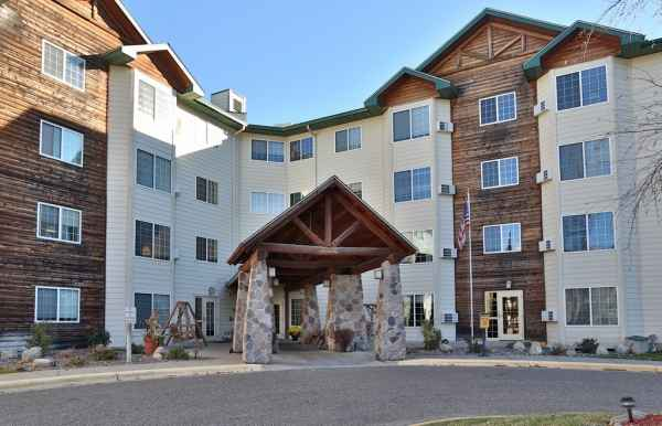 Rose Arbor and Wildflower Lodge in Maple Grove, MN
