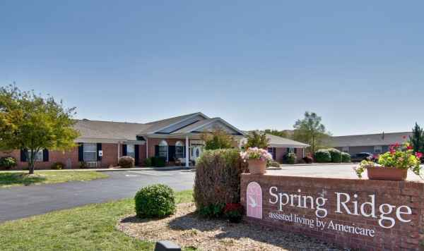 Spring Ridge, Assisted Living By Americare
