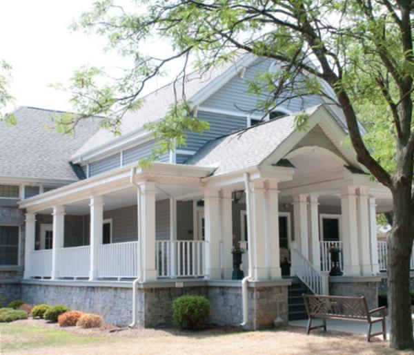 Lockport Presbyterian Home in Lockport, NY