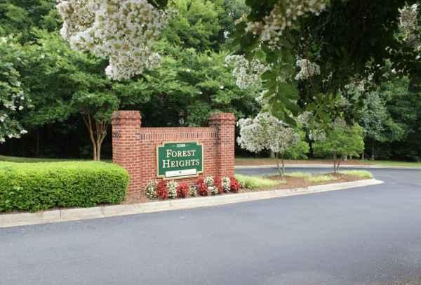 Forest Heights Senior Living Community in Winston Salem, NC