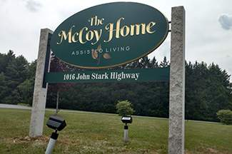 McCoy Home For The Elderly in Newport, NH