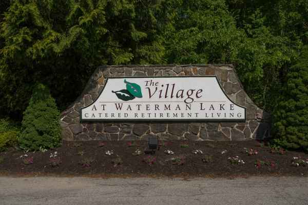 The Village at Waterman Lake in Greenville, RI