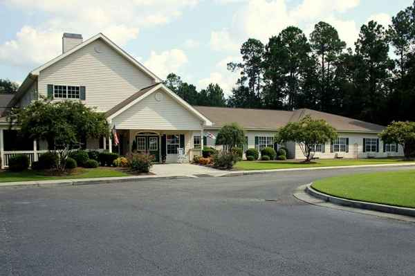 Gentilly Gardens Senior Living Community in Statesboro, GA