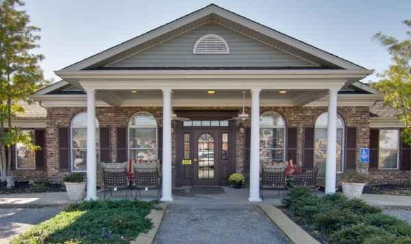 The Etheridge House in Union City, TN