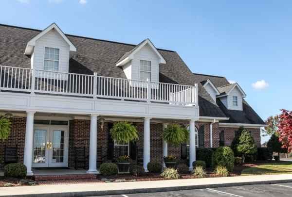 Chandler House in Jefferson City, TN