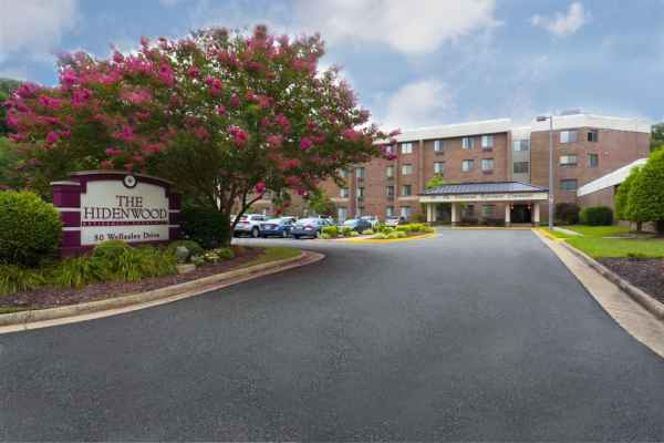 The Hidenwood Retirement Community in Newport News, VA