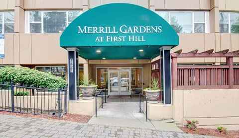 Merrill Gardens at First Hill in Seattle, WA