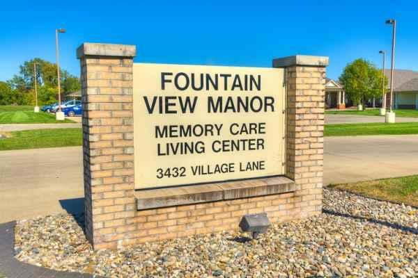 Fountain View Manor in Granite City, IL