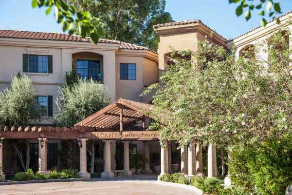 Tuscany at mccormick ranch in scottsdale az reviews pricing photos for The living room gainey ranch