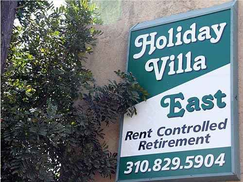 Holiday Villa Assisted Living Santa Monica