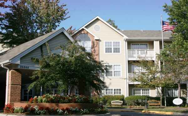 Sommerset Retirement Community in Sterling, VA