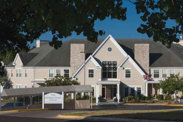 The Homestead at Hickory View Retirement Community in Washington, MO