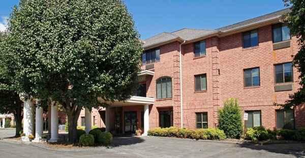 Forsyth Court in Winston Salem, NC