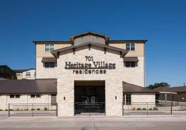 Heritage Village Residences in Hurst, TX