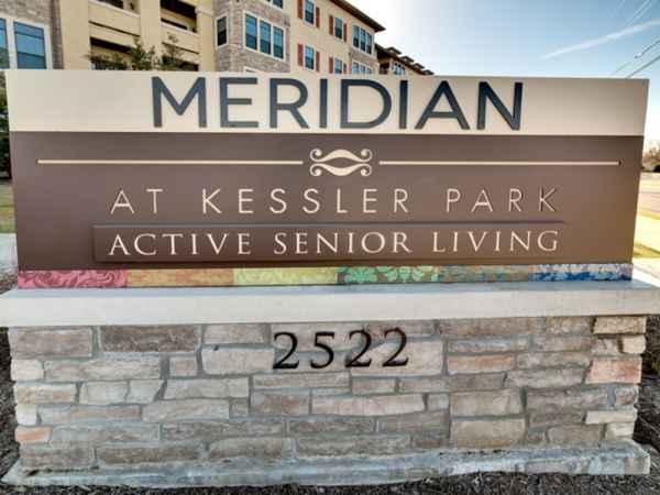 The Meridian at Kessler Park in Dallas, TX