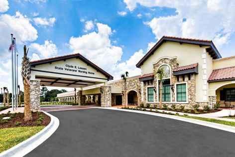Clyde E. Lassen State Veterans' Nursing Home in St Augustine, FL