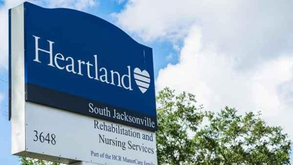 Heartland Health Care Center of South Jacksonville in Jacksonville, FL