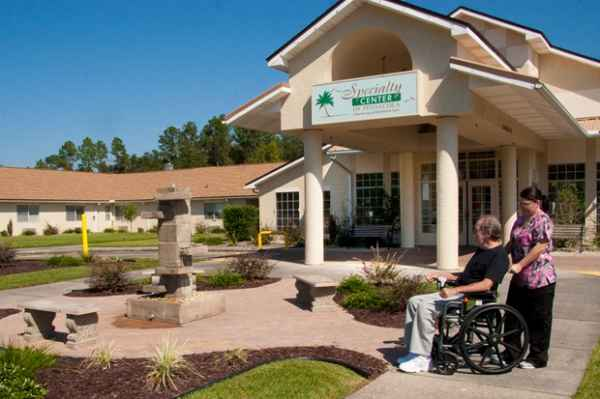 Specialty Health and Rehabilitation Center in Pensacola, FL