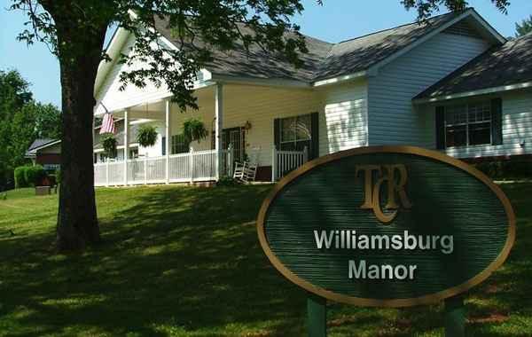 Williamsburg Manor in Roanoke, AL