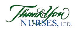 Thank You Nurses, Ltd. - San Antonio, TX