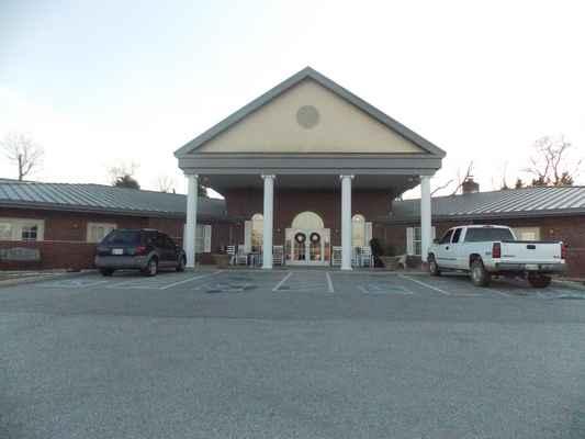 Trousdale Senior Living Center in Hartsville, TN