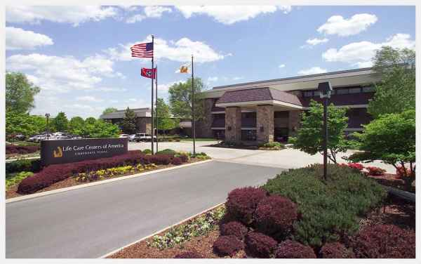 Life Care Centers of America in Cleveland, TN