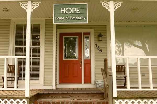Hope House of Hospitality in Jackson, MS