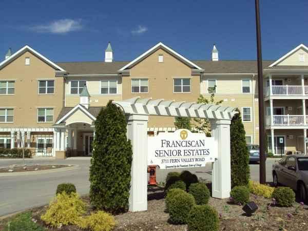 Franciscan Senior Estates in Louisville, KY