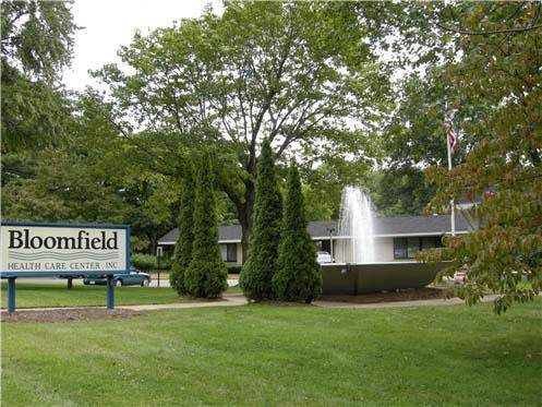 Bloomfield Health Care Center - Bloomfield, CT