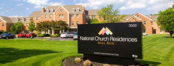 National Church Residences - Mill Run Assisted Living in Hilliard, OH
