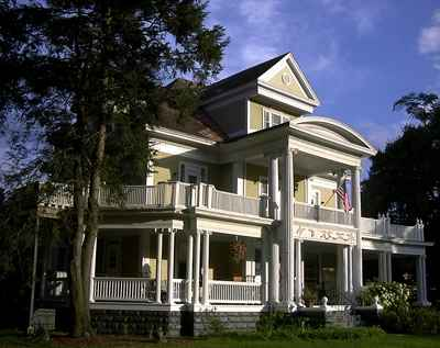 Victorian Mansion in Attleboro, MA
