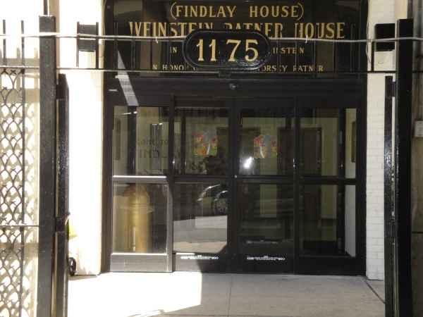 Findlay House in Bronx, NY