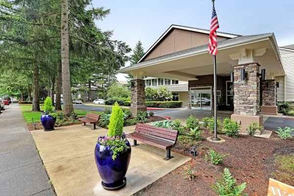 Windsor Square Retirement Community in Marysville, WA
