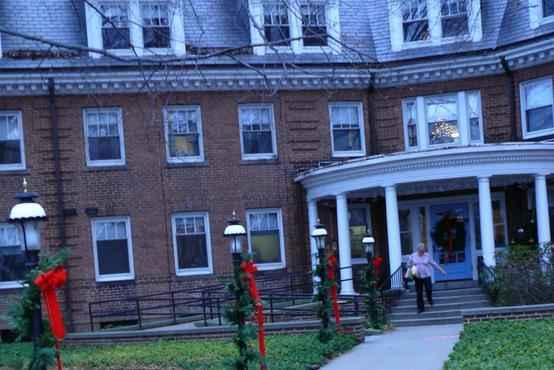 Lathrop Home in Northampton, MA