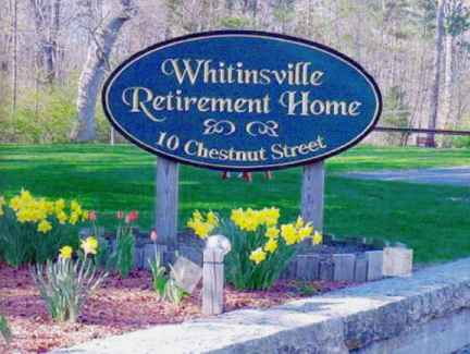 Whitinsville Retirement Home in Whitinsville, MA
