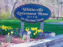 Whitinsville Retirement Home - Whitinsville, MA