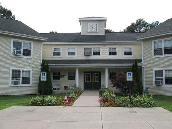 Holy Cross Senior Housing in Colchester, VT