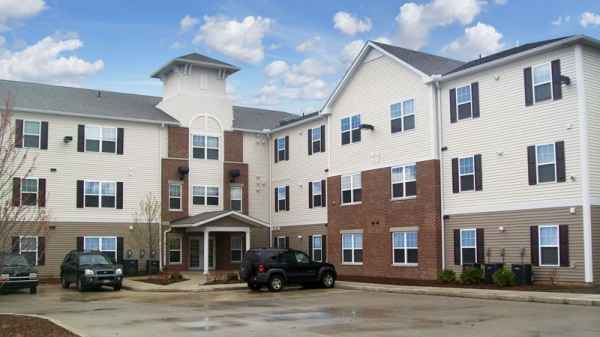 Englewood Senior Housing in Toledo, OH