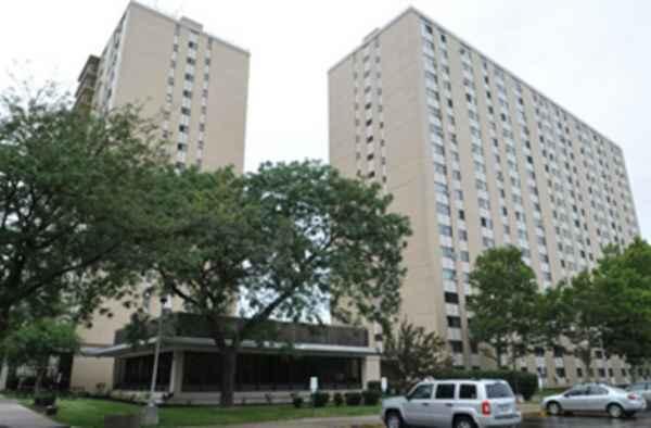 Brighton Towers Apartments in Syracuse, NY