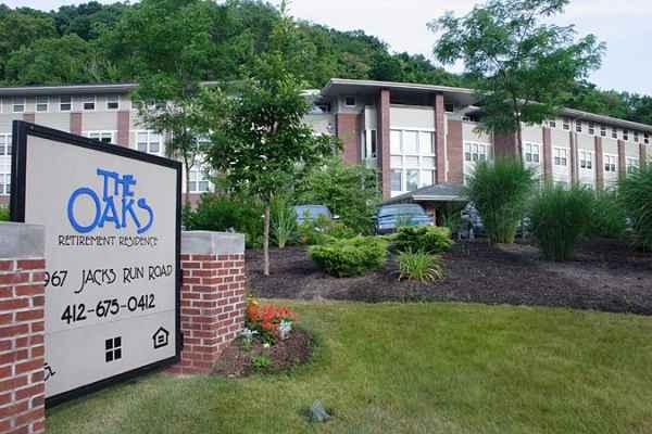 The Oaks Retirement Residence in Mckeesport, PA