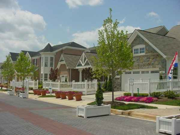 Central Parke At Victoria Falls In Laurel Md Reviews