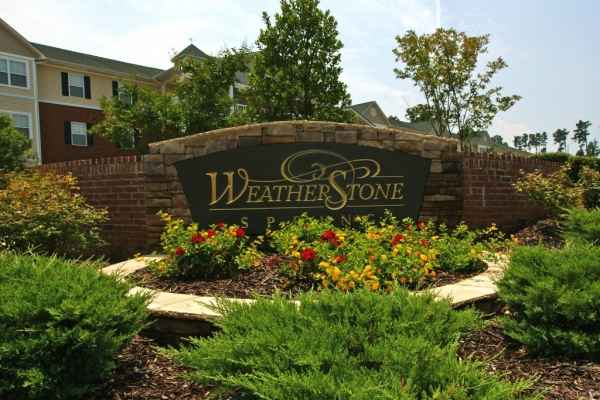 Weatherstone Spring in Cary, NC