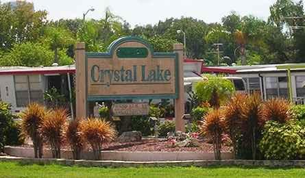 Crystal Lake in Pinellas Park, FL