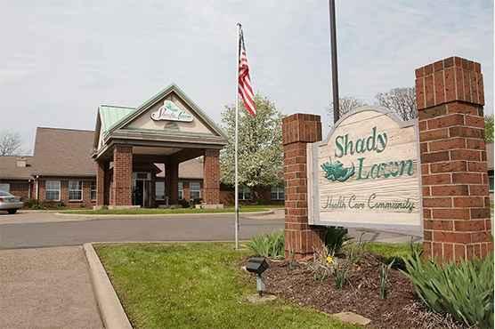 Shady Lawn Nursing & Rehabilitation in Dalton, OH