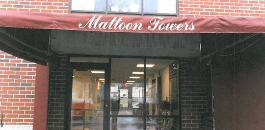 Mattoon Tower in Mattoon, IL