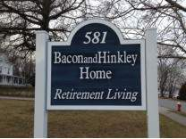 Bacon and Hinkley Home - New London, CT