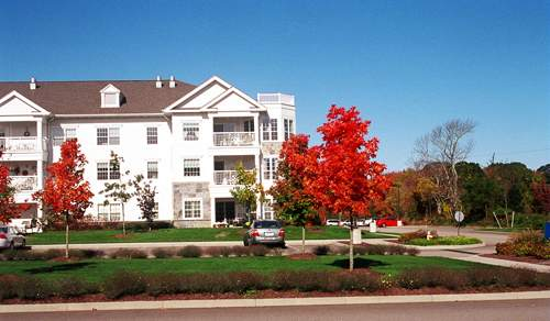 Stoneridge Senior Living in Mystic, CT