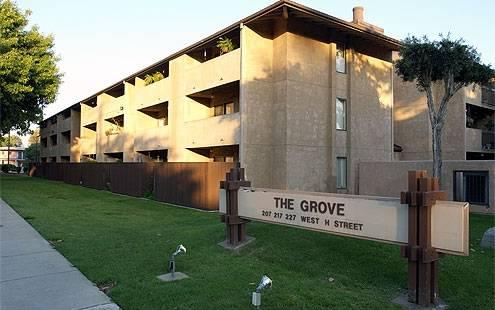 Grove in Ontario, CA