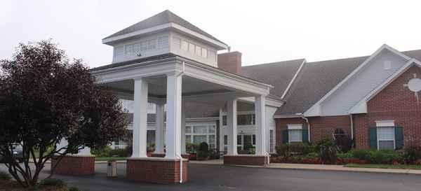 Glenwood Retirement Community in Marietta, OH